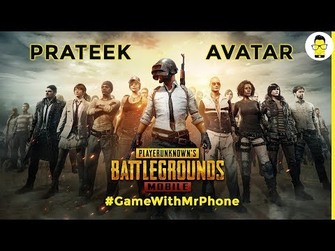 #GameWithMrPhone PUBG Mobile on OnePlus 7 & OnePlus 7T Pro McLaren Edition!