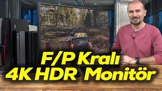 """32"""" 4K HDR Viewsonic VX32…"""