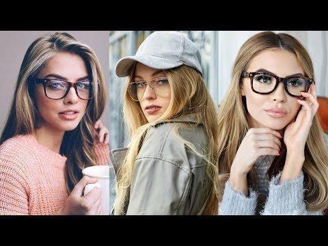 How to Style Glasses for Women / Girls 2018 | Eyewear Frames Trends