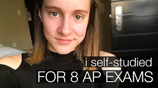 Video HOW TO MASTER AP EXAMS (I self-studied for 8 and you can too!) download MP3, 3GP, MP4, WEBM, AVI, FLV Agustus 2018