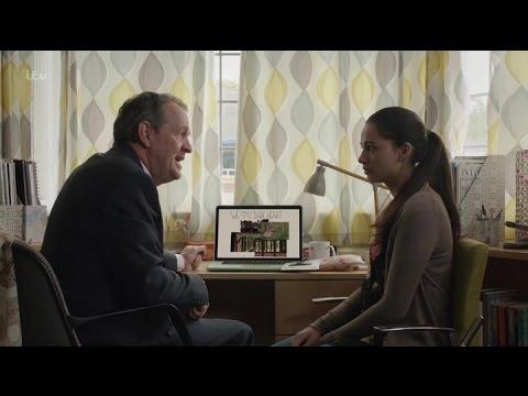 Naomi Scott on the British TV show Lewis (season 9, episode 2)