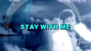 Michael Jackson - The Lady In My Life Karaoke