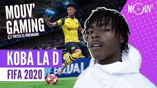 Koba LaD en live sur FIFA 20 [best of]