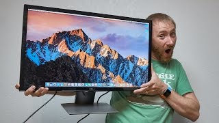 Dell S2817Q 4K Monitor Review