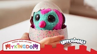 Đồ chơi trứng nở Hatchimals đã có mặt tại MYKINGDOM