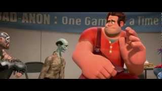 Ральф - Wreck-It Ralph (2012) Русский трейлер HD