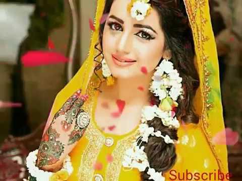 Beautiful Haldi Ceremony Dress