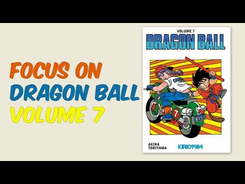 Son Goku VS Generale Blue - DRAGON BALL Volume 7 NEW edition edicola
