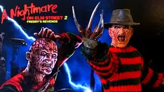 NECA A NIGHTMARE ON ELM STREET PART 2: Freddy's Revenge Retro Cloth Freddy Krueger review
