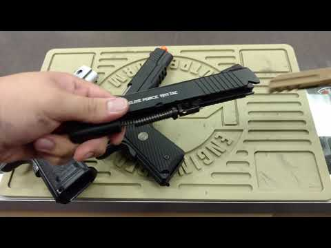 HERE'S HOW TO - Adjusting your 1911 hop up