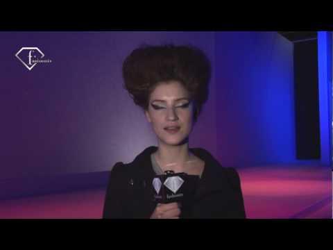 fashiontv | FTV.com - Models Talk Anya Rozova