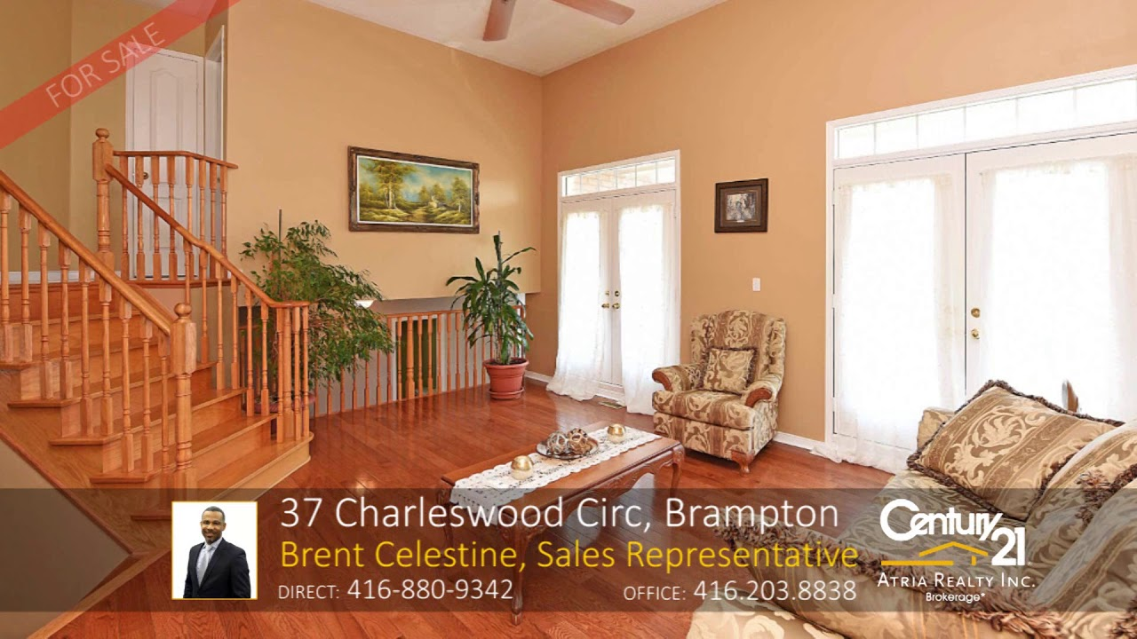 37 charleswood circ brampton home for sale by brent celestine sales representative