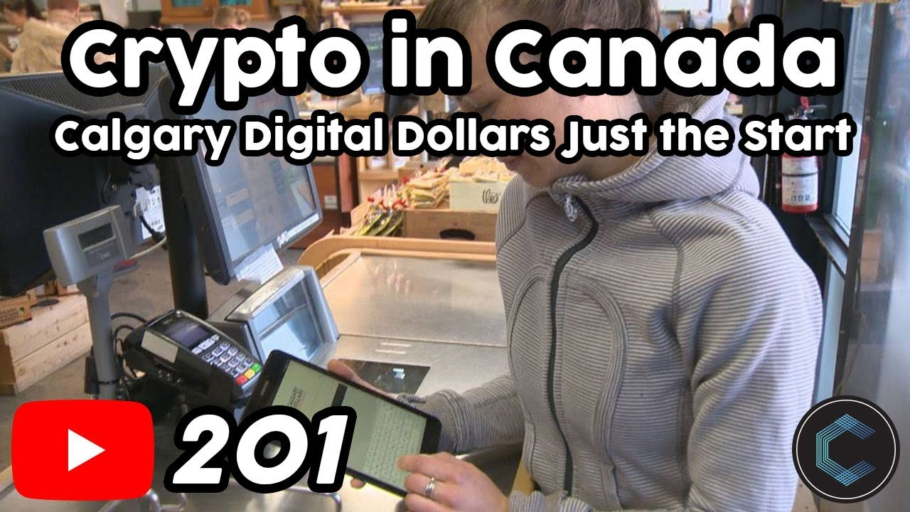 """The First Canadian Cryptocurrency called """"Calgary Digital Dollars"""" Possible Economy Boost?"""