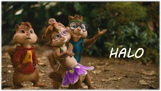 Baixar Beyoncé - Halo | Alvin and the Chipmunks