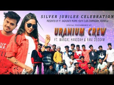 CHAMPAGARH Official Video - Song No : - 10 | Santali Dance Video | Mangal & Rani | Uranium Crew |