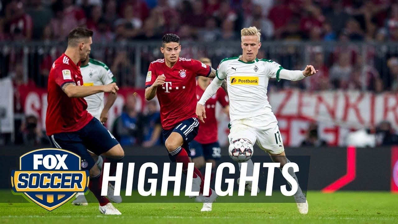 Bayern Vs Mönchengladbach
