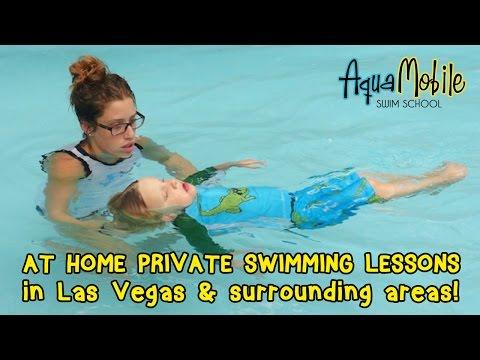 Las Vegas, Nevada at Home Swim Lessons