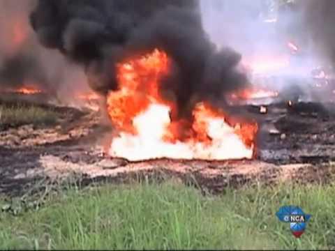Shell closes major pipeline in Nigeria