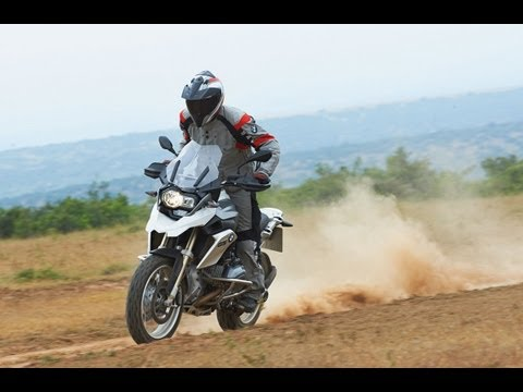 Test-Video |  BMW R 1200 GS 2013 K50 | Actionszenen und Sound
