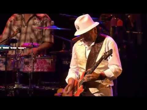Santana - Live At Montreux 2011