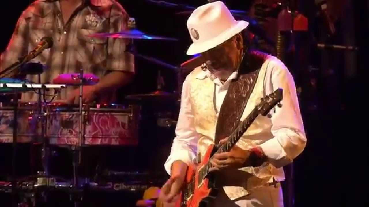 Santana Corazón Espinado Live At Montreux 2011 Hd Youtube