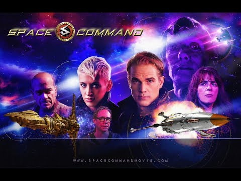 Star Trek Discovery & Shape of Water's Doug Jones in Space Command Season One Trailer!