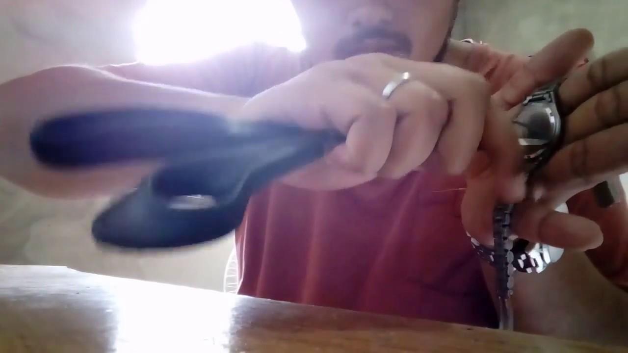 5a103209f82 Como abrir relogio com tampa rosqueada sem a chave⌚ - YouTube
