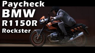 Famous Motorcycle. BMW R1150R Rockster