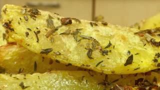 Как приготовить картофель в духовке быстро и вкусно