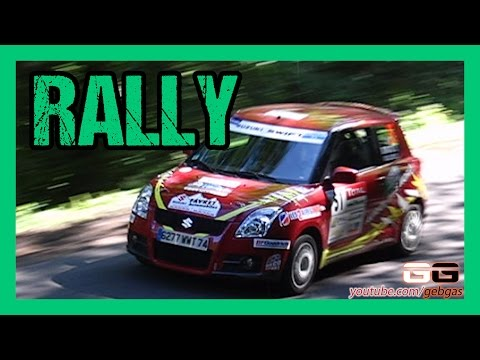 Suzuki Swift Rallye Cup - Yoann BONATO - RALLY - 2007 - Alsace-Vosges + Benjamin BOULLOUD