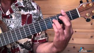 Do You Want To Know A Secret - Guitar Lesson Preview
