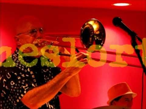 Nelsort: Rick Trolsen Trombone Solo - from March of the Native Alien