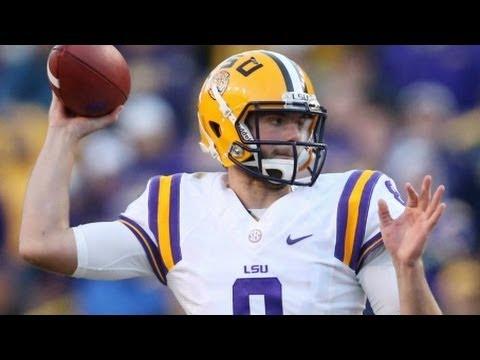 Zach Mettenberger: More Tom Brady or JaMarcus Russell?   CampusInsiders