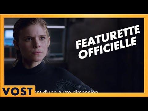 Les 4 Fantastiques - Featurette La Femme invisible [Officielle] VOST HD