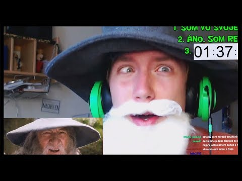 Gandalf Sax Guy 10 Hours CHALLENGE!