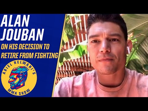 Alan Jouban explains his decision to retire from fighting