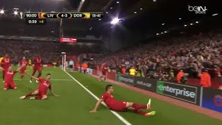 Liverpool 4-3 Dortmund | 1/4 Ligue Europa 2015-16 | Résumé BEINSPORTS