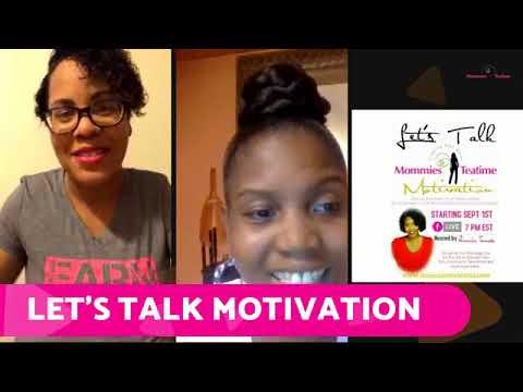 Let's Talk Motivation with Amanda Clark
