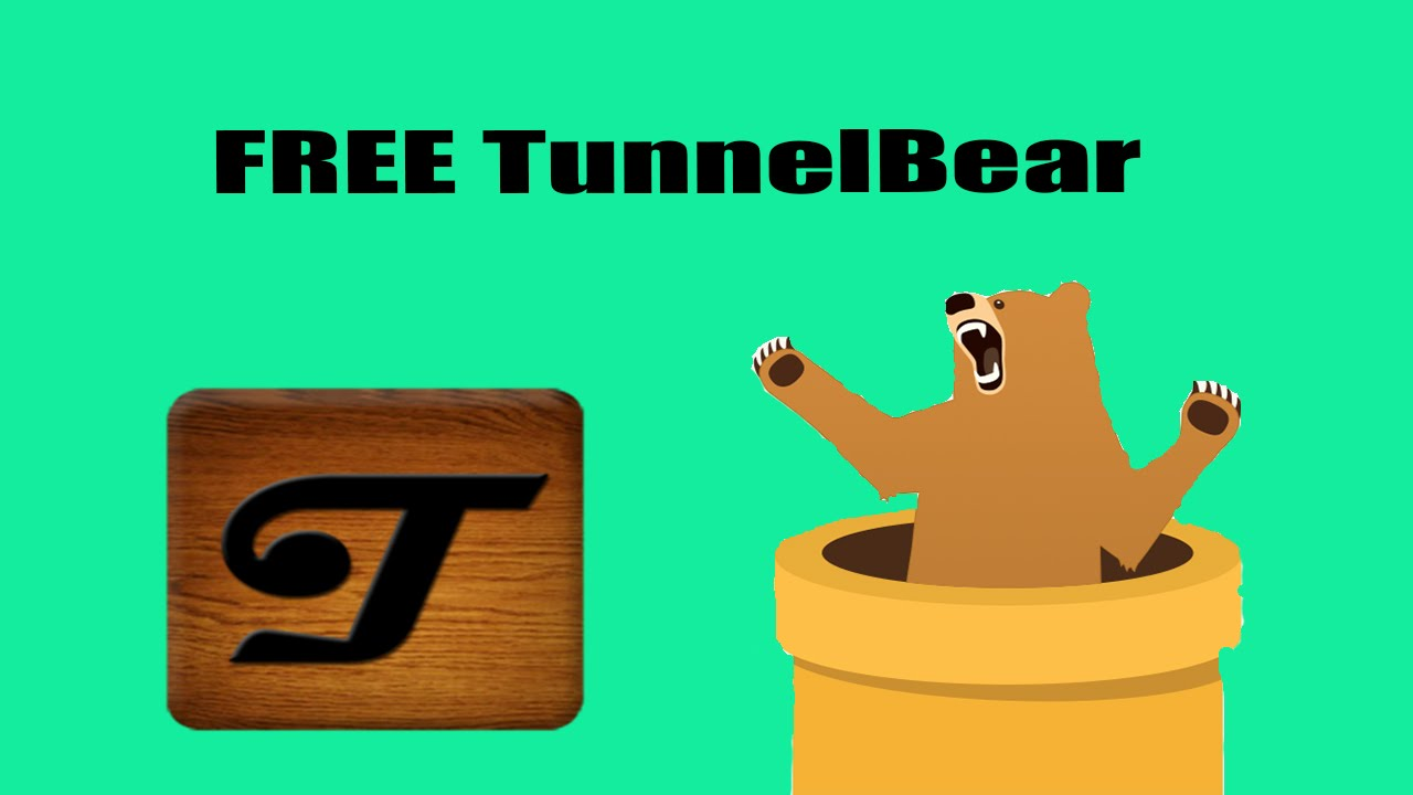 Free Unlimited Tunnelbear method VPN Android [2015] *read* - YouTube
