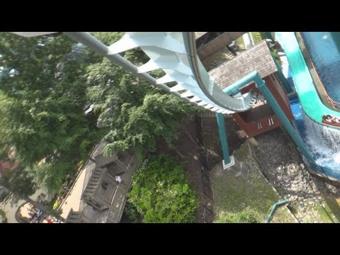 Alpengeist (On-Ride) Busch Gardens Williamsburg
