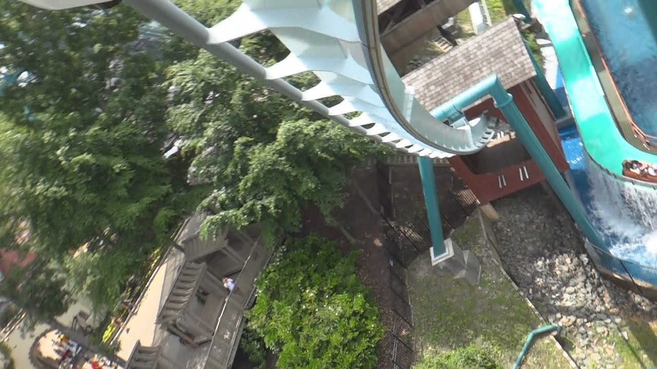 Alpengeist On Ride Busch Gardens Williamsburg Youtube