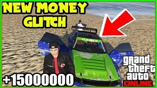 EASIEST Working Gta 5 Online Money Glitch To Get RICH... (Unlimited Money) *ALL CONSOLES* INSANE!!