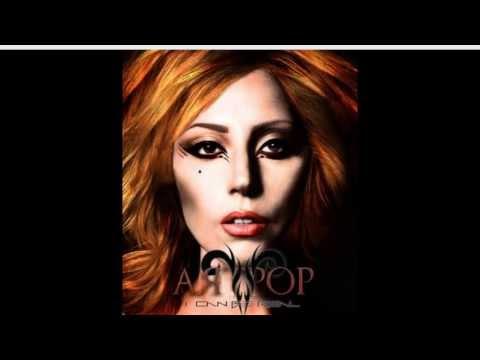 Applause- Lady Gaga (Official Song) Worldwide Release {Artpop}
