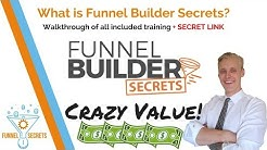 What is Funnel Builder Secrets? + SECRET LINK 😱