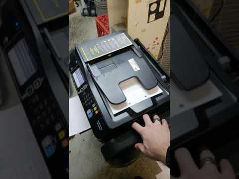 Epson wf-r4640 paper jamming nonstop fix