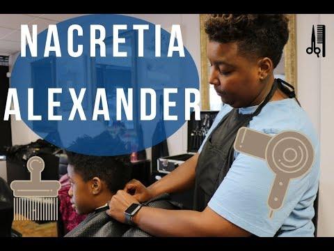 Meet Oklahoma Artist, Nacretia Alexander!