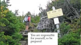 Ranger Minute Hike Safe