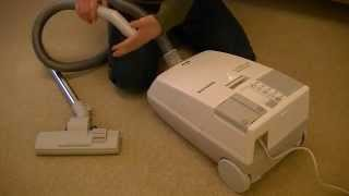 Siemens Vintage Super Electronic Vacuum Cleaner Unboxing First Look