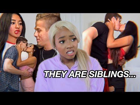The Sibling TikTok COUPLE