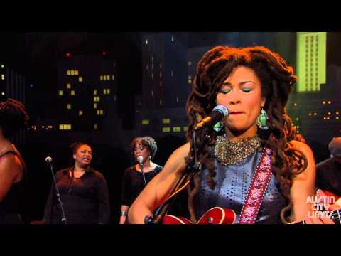 """Valerie June on Austin City Limits """"You Can't Be Told"""""""